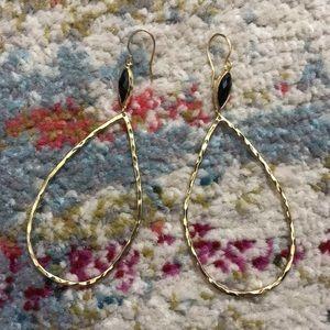 Gorjana drop earrings
